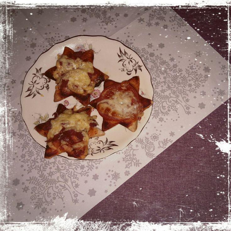 Stern Pizza  Rezept auf meinem Blog www.misssweetheartsbakery.wordpress.com