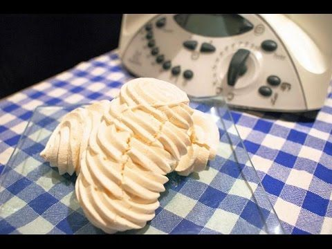 ▷ Meringue thermomix, recette thermomix gouter