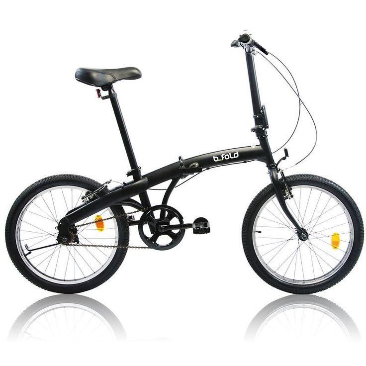 Bicicletas adulto Ciclismo - BICICLETA PLEGABLE BFOLD 3 MATEX - Bicicletas