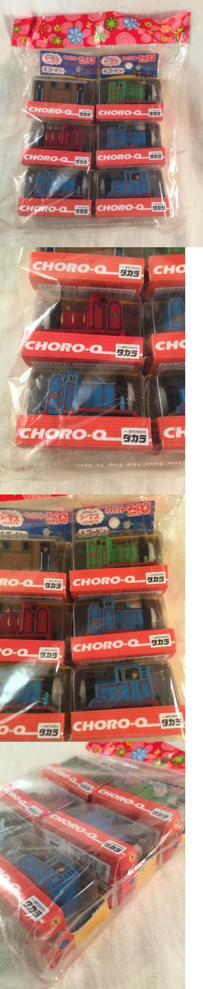 Games 146109: Vintage Takara Choro Q Thomas And Friends Pullback Set Of 6 New Package Us Seller -> BUY IT NOW ONLY: $39.95 on eBay!