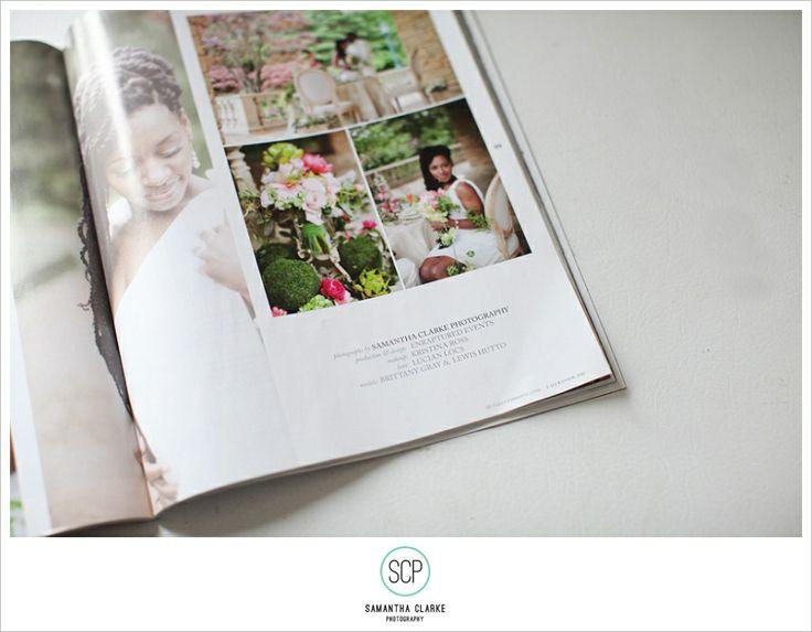 Featured in Munaluchi Bride Magazine's latest issue!
