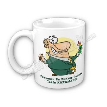 Patronunuza özel hediye sihirli bardak ile ona özel olduğunu hissettirin.   http://www.sihirlibardak.com/mesleki-tasarimlar/patronlara-hediye-sihirli-bardak.html