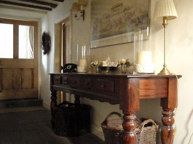 The Paper Mulberry: A 500 year old farmhouse filled with French brocante