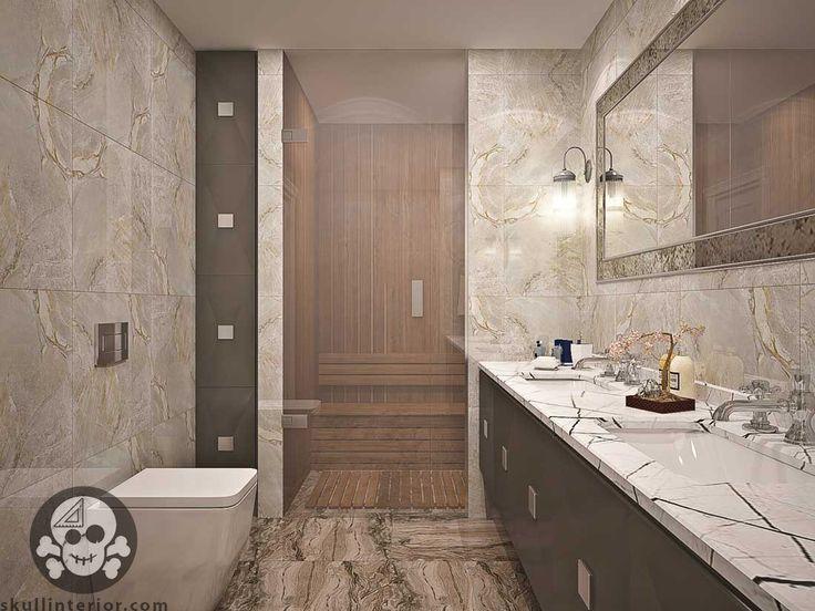 banyo tasarımı bathroom design wc