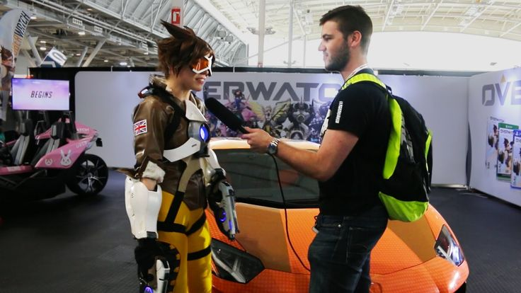 DO OVERWATCH FANS KNOW ALL THE OVERWATCH HEROES!?