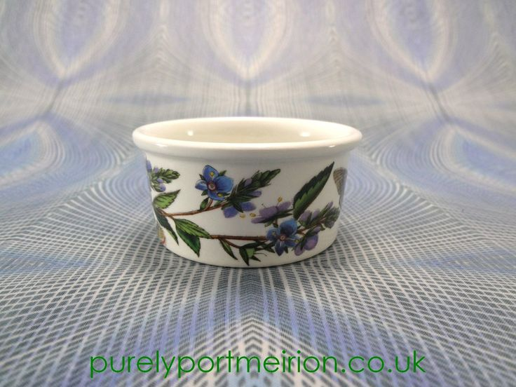 Portmeirion Botanic Garden Vintage Ramekin Dish Speedwell
