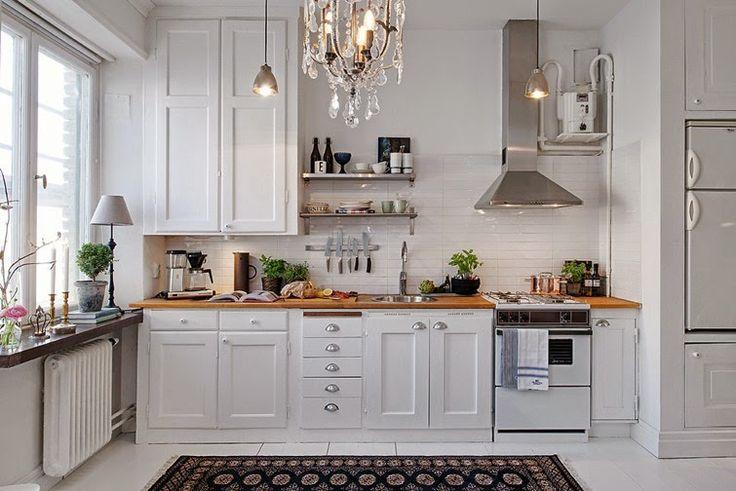 Con este apartamento te vamos a demostrar que no sólo se puede vivir en tal poco espacio, sino que puee ser un apartamento de lujo.