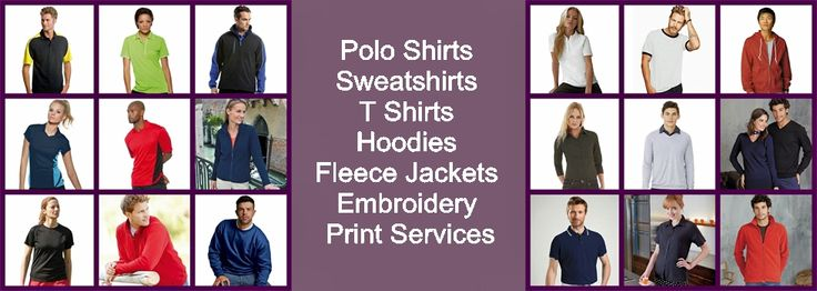 Huge range of clothing, fit for the perfect promotion, will make your employees into a Team!