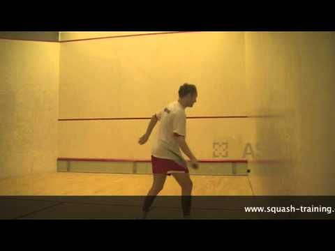 Squashskills: squash solodrills 1-10 for Beginners/advanced Beginners - YouTube
