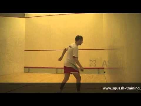 Squashskills: squash solodrills 1-10 for Beginners/advanced Beginners - YouTube