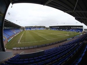 Shrewsbury Town become first English club to apply for safe standing
