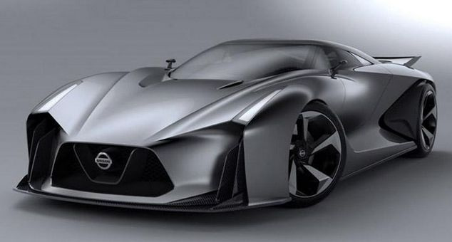 2018 Nissan GT-R New Generation, a 2+2 Coupe Hybrid Supercar [Futuristic Cars…