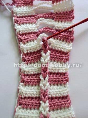 Trança de crochê | Belas em ação | Belas em ação