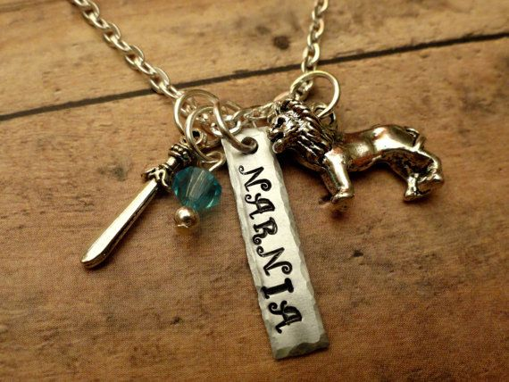 Narnia jewelry, The Chronicles of Narnia necklace by TrendsByHeni