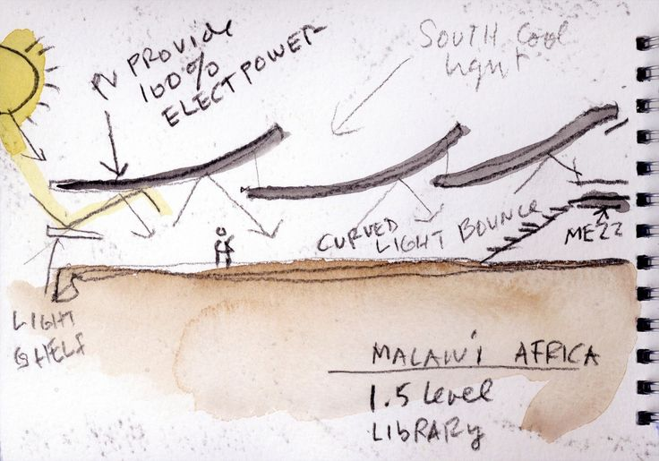 Gallery of Steven Holl Architects Designs Libary and Campus Masterplan in Malawi, Africa - 10