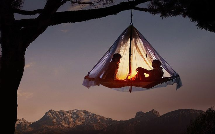 Something special: extreme camping, Germany - Telegraph