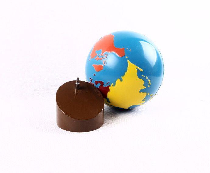 Globe of World Parts
