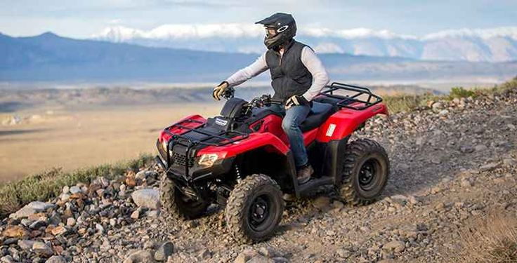 New 2017 Honda FourTrax® Rancher® 4x4 DCT EPS ATVs For Sale in Pennsylvania.