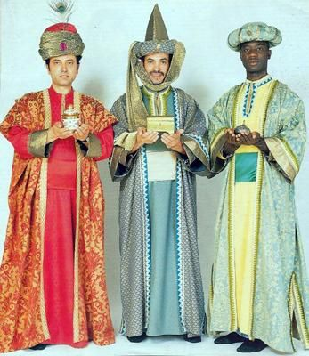 Three Wise Men | Sophia's Costumes | Authentic Vintage Rentals and Accessories