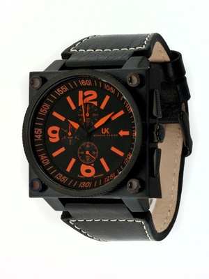 If big and bold is more your style take a look at the Uhr-kraft 23403/6 Helicop 1 Mens Watch