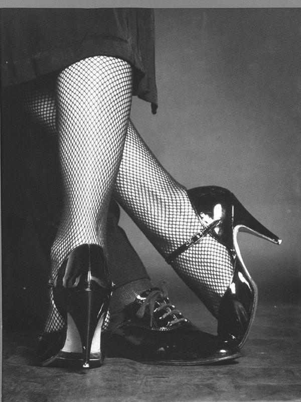 Vizzotto Fotos - Tango en Blanco y Negro