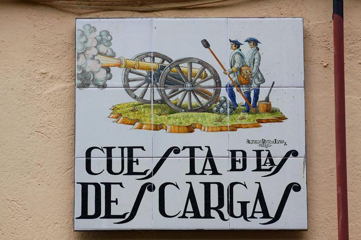 Cuesta De Las Descargas (Madrid)
