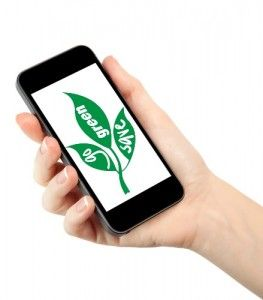 3 FREE Smartphone Apps for Going Green at Home