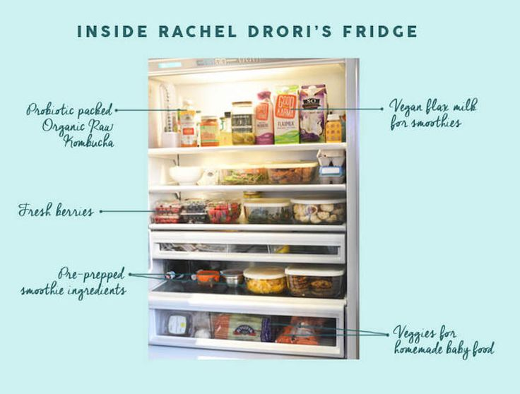 Rachel Drori's meal prep obsession helped launch her crazy successful smoothie company, Daily Harvest.