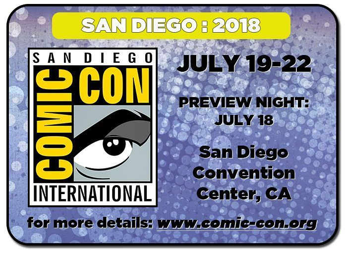 San Diego International Comic Con July 19-22 2018.  PopCultureGeare.com:  We offer a variety of Costumes/Accessories and Licensed Pop Culture Merchandise with Free Shipping. Visit us at PopCultureGeare.com and get your gear on!  #popculturegeare #popculture #fandom #comiccon #comiccon2018 #comicconvention #gaming #merchandise #merch #comics #dccomics #stuff #marvelcomics #superhero #villain #anime #manga #cosplayer #cosplay #comicsfan #instagood #sandiego #sandiegocomiccon #comicconsandiego…
