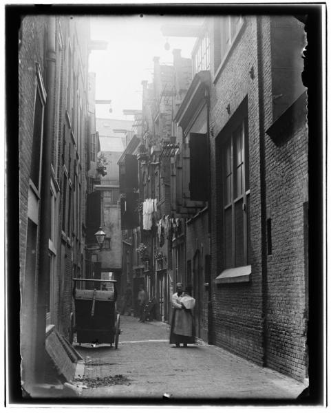 Gebed Zonder End, Amsterdam · 1892