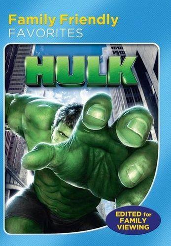 Hulk [DVD] [2003]