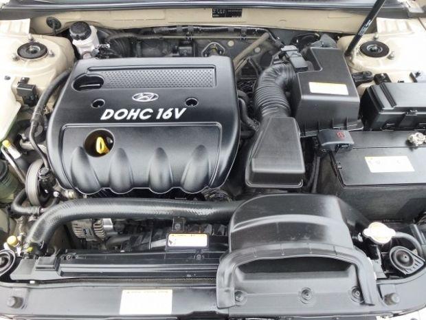 2007 Hyundai Sonata 2.4P A4 4D Sedan