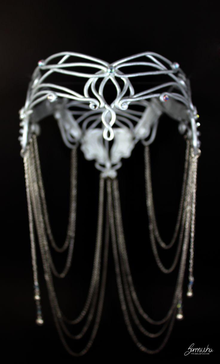 Nova coroa borboleta Celta!!                                                                                                                                                      Mais