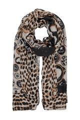 Gerry Weber - sjaal met panterprint #panterprint #luipaardprint #leopardprint #fall16 #winter17 #fashion #trends