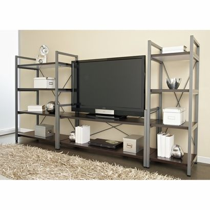 Tribeca TV Entertainment Wall - Click to enlarge