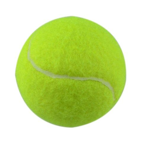Sports Training Tennis Balls (Yellow)