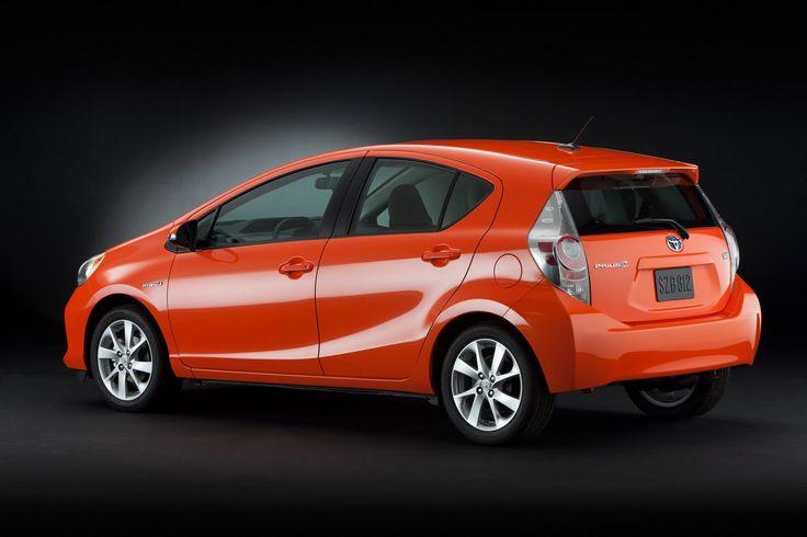 Image for New Toyota Prius C Aqua – NORTH AMERICA