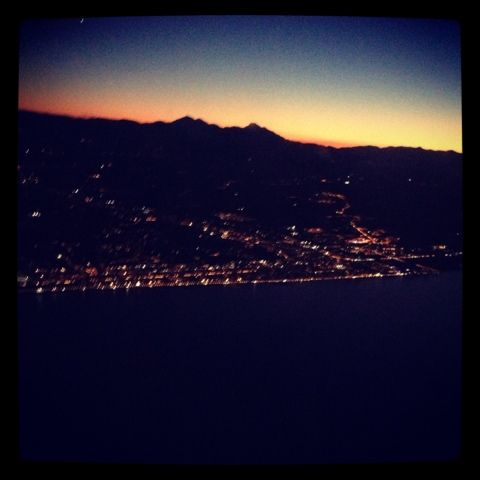 Bye bye Home #PESCARA #ITALY #SUNSET