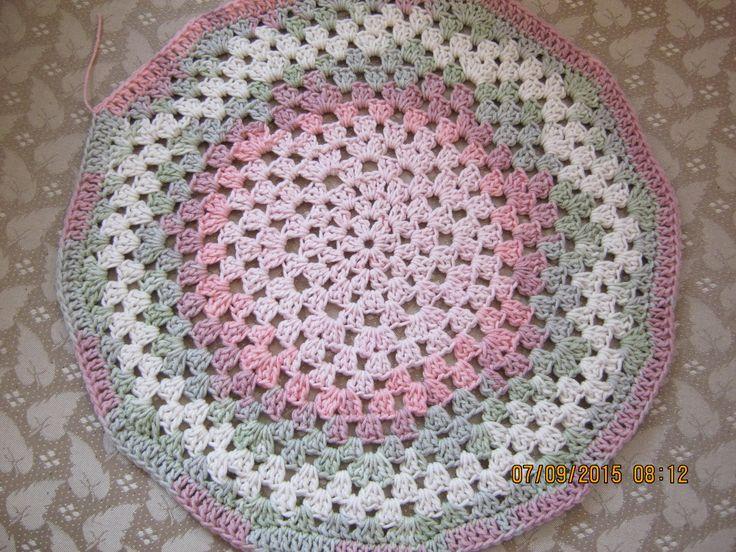 Mandala place mat