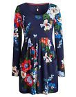 Joules Womens Jersey Tunic Longsleeve Top in Viscose in... The Official Joules Outlet Store! £24.95