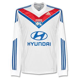 Adidas Olympique Lyon Home L/S Shirt 2013 2014 Olympique Lyon Home L/S Shirt 2013 2014 http://www.comparestoreprices.co.uk/football-shirts/adidas-olympique-lyon-home-l-s-shirt-2013-2014.asp