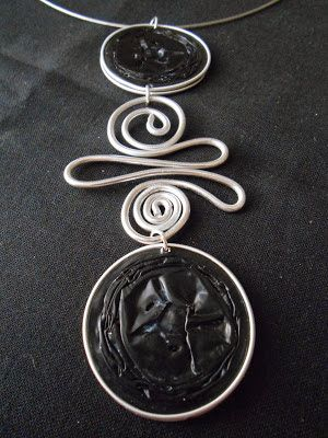 nespressart bijoux: girocollo
