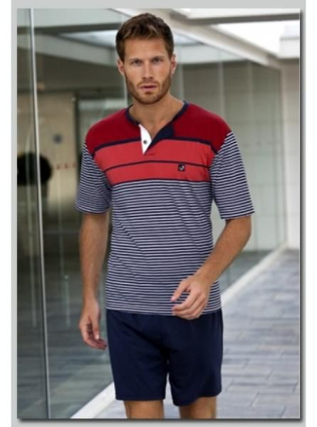 Men summer pyjama set from Massana. Extremely fresh and comfy!