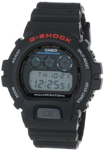 Casio Men's DW6900-1V G-Shock Classic Digital Watch: Watches: Amazon.com