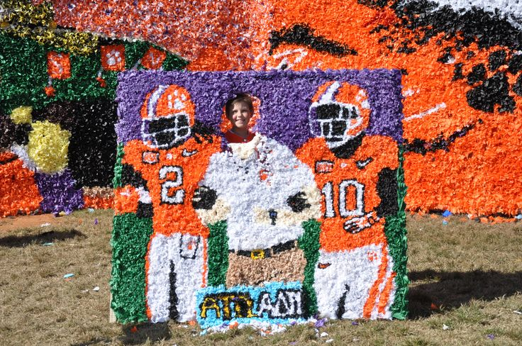 21 Best Clemson Tailgating Fun Images On Pinterest