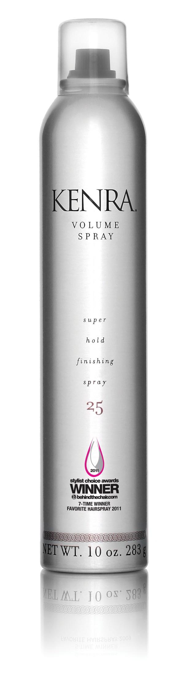 Kenra Volume Spray 25Finish Sprays, Sprays 25, Kenra Volume, Favorite Hairspray, Awards Winner, Stylists Choice, Choice Awards, Volume Sprays, Beautiful Products