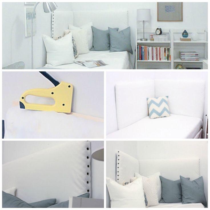 Corner Headboards best 20+ corner headboard ideas on pinterest | extra bed
