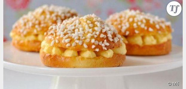 Meilleur pâtissier 2014 : recette de la tarte tropézienne de Cyril Lignac