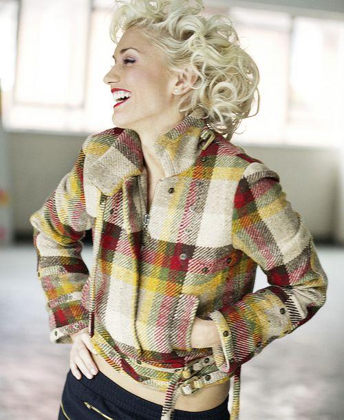 Gwen Stefani (that jacket!!!)
