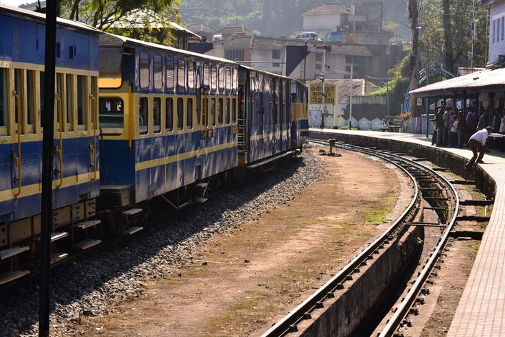 The Nilgiri Mountain Railway  #nilgiris #ooty #coonoor